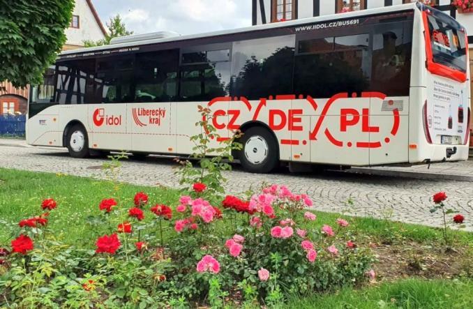 Transgranicznie, autobusem z Hradka do Świeradowa